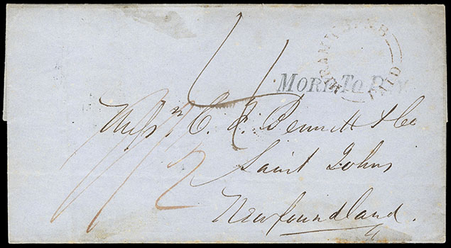 Schuyler J  Rumsey Philatelic Auctions Sale - 84 Page 8