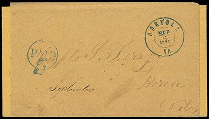 Schuyler J  Rumsey Philatelic Auctions Sale - 85 Page 99